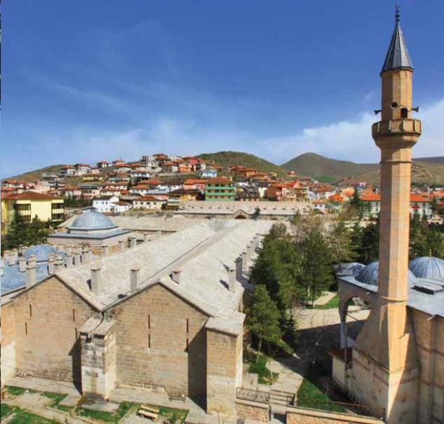 Ulukışla Sadrazam Mehmet Paşa Kervansarayı